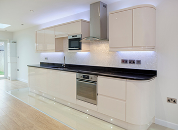Kitchen produced for AmeerA Developments Ltd